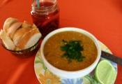 Sopa Creme de Piranha