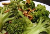 Brócolis com Alho