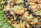 Pizza de Macaxeira