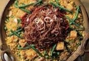 Farnel de Carne seca com Pimenta Malagueta