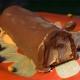 Rocambole de Chocolate da Blan