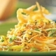 Espaguete com Vegetais