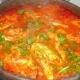 Peixe ao Molho de Tomate